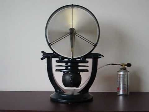 Brockway and Philips Hot Air Fan