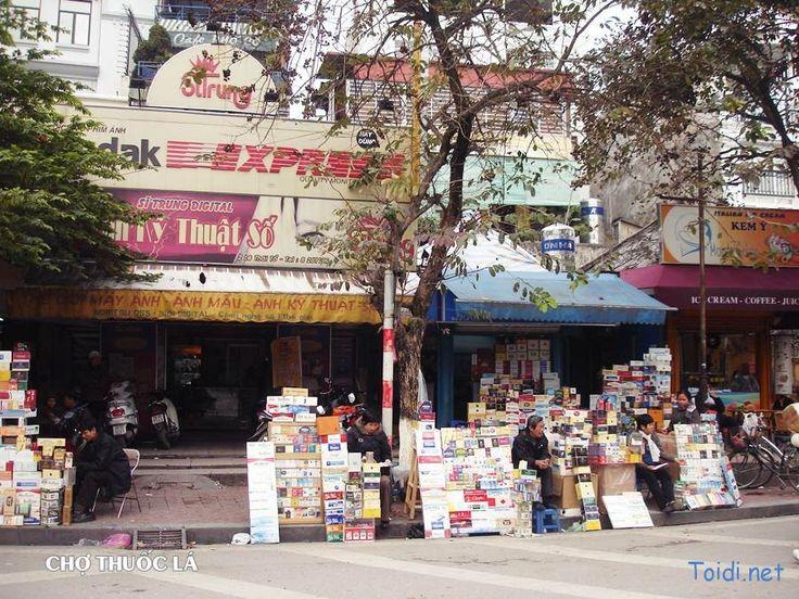 One day in Hanoi