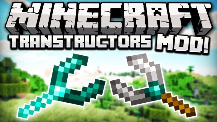Similsax Transtructors Mod for Minecraft 1.9/1.8.9/1.7.10  - MinecraftIO.Com -   The Similsax Transtructors mod is a useful and fascinating mod that enhances construction options by providing players with transtructor  #Minecraft18Mods, #Minecraft189Mods, #Minecraft19Mods, #MinecraftMods1710 -  #MinecraftMods