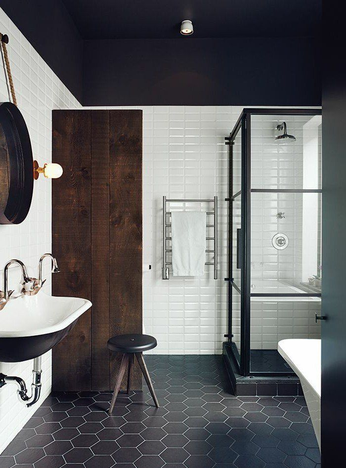 94 best Appartement idéal images on Pinterest Bathrooms, Bathroom
