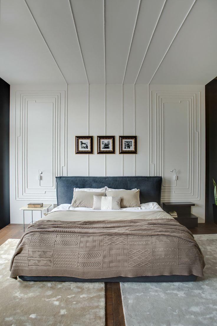 Modern apartment bedrooms - Apartamento Interior Oh Dess Em Estilo Loft Urbano