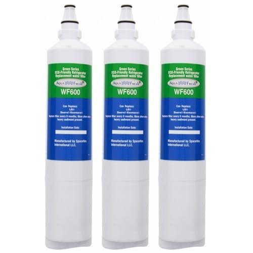Aqua (Blue) Fresh Replacement Water Filter Cartridge for Kenmore 5231JA2006B Filter - (3 Pack)