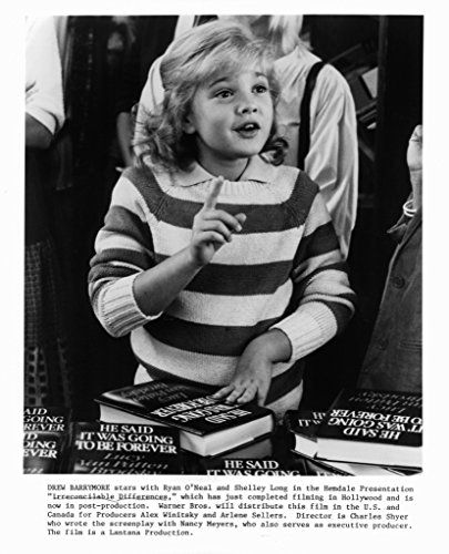 Drew Barrymore in Irreconcilable Differences (1984)