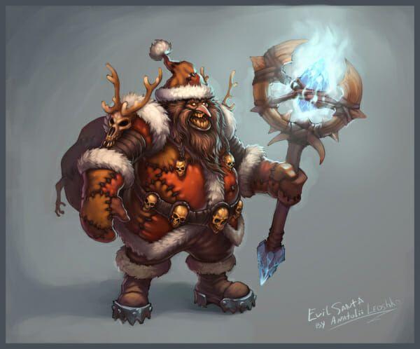 6 Evil Santa Claus Christmas Horror Movies Christmas Horror Santa Claus