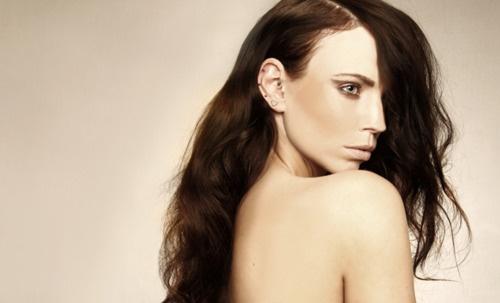 Our beauty work! Make up and hair by Iris Hoeben, model Nadieh Cuijten
