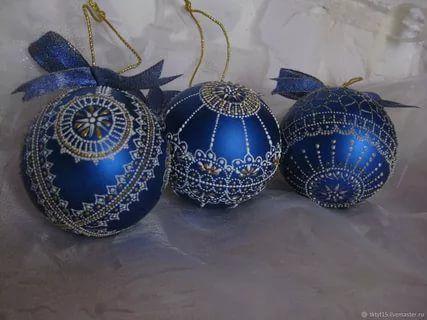 точечная роспись новогодних шаров: 12 тыс изображений найдено в Яндекс.Картинках