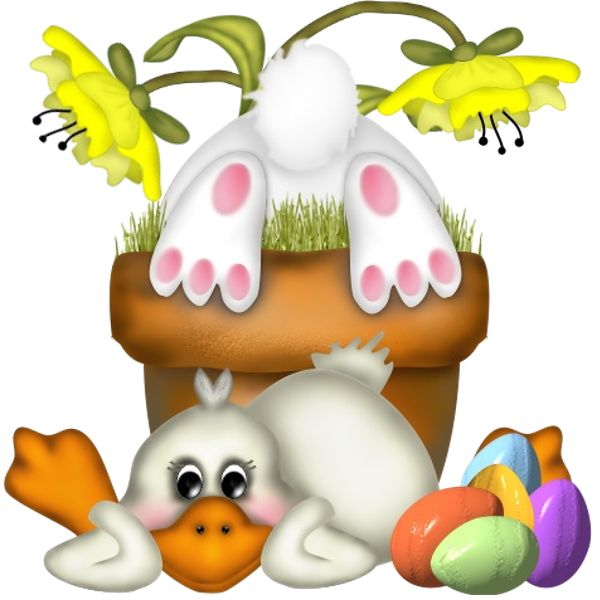 Images Are On A Transparent Background Baby Yellow Easter Cartoon Chicks Clip Art