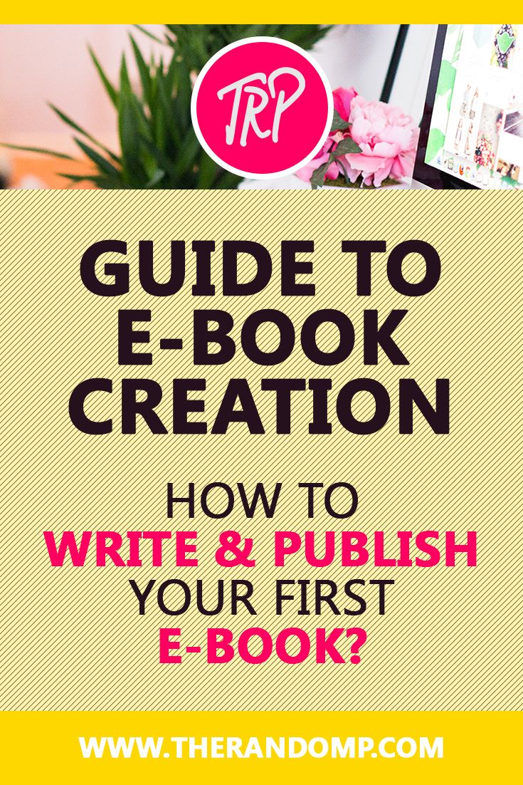 84 best books images on pinterest business tips content marketing guide to e book writing and publishing for starters fandeluxe Images