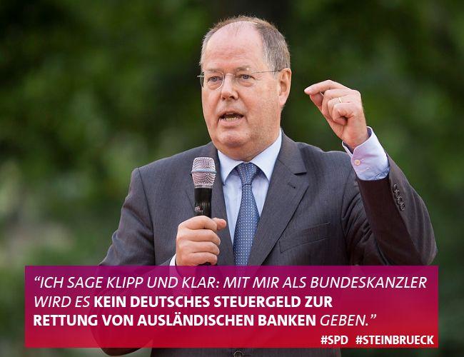 """Peer Steinbrück/SPD https://www.facebook.com/photo.php?fbid=10151557865140373=a.79322860372.89784.51978265372=1 """"Merkel unterzuckert Deutschland.""""  Mehr Infos zur Generalabrechnung von Peer Steinbrück mit Angela Merkel gibt es hier: http://spdlink.de/generalabrechnung"""