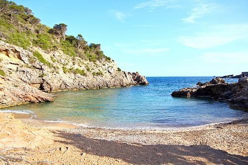 Cala Olivera, Ibiza