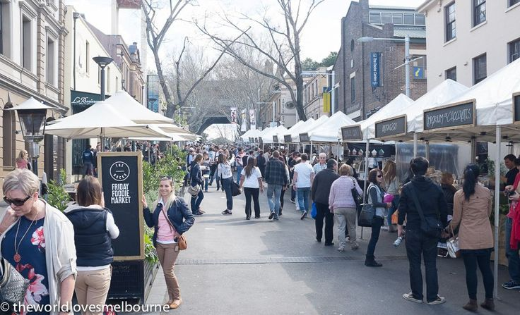 Restaurants in The Rocks, Sydney