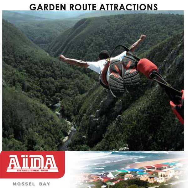 Attractions in the Garden Route. Bloukrans Bridge Bungy, Tsitsikamma. #bundy #attractions #gardenroute