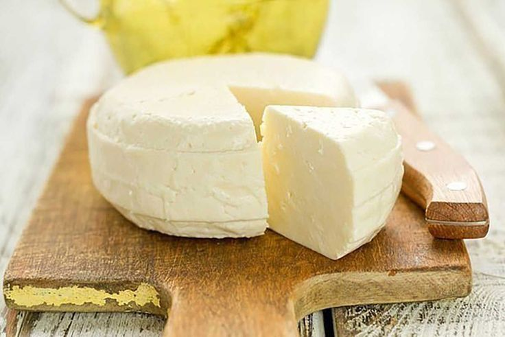 Házi sajt, tej+tejföl