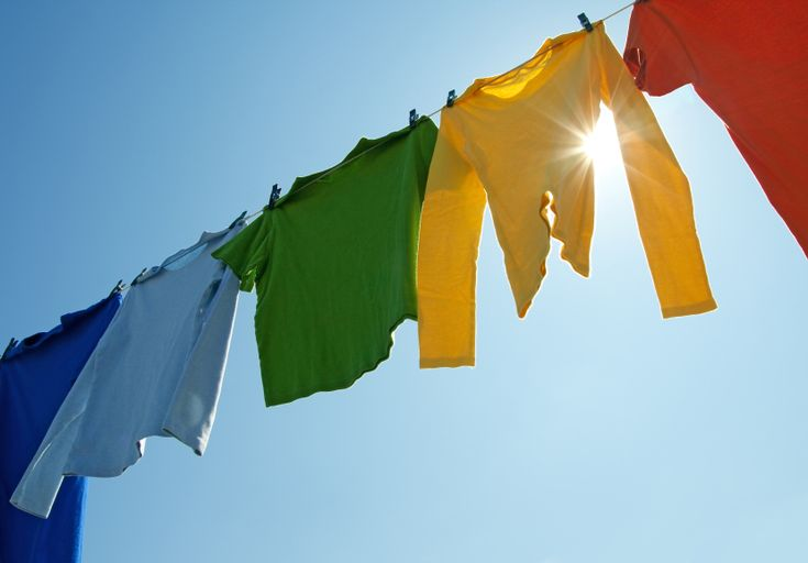 Green Up Your Laundry