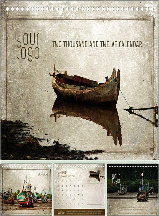 2012 Creative Calendar Designs 4