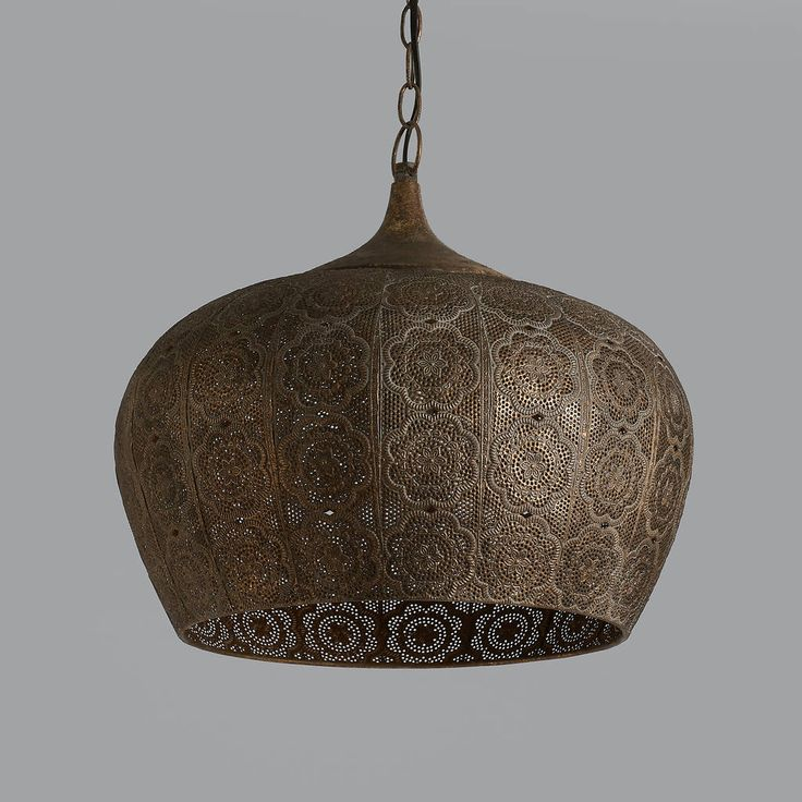 Are you interested in our metal filigree pendant light ornate? With our metal filigree pendant light ornate ceiling you need look no further.