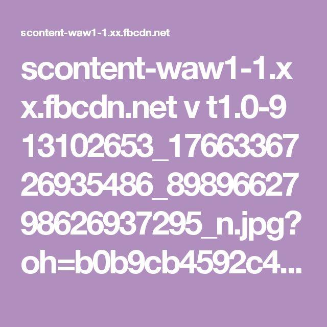 scontent-waw1-1.xx.fbcdn.net v t1.0-9 13102653_1766336726935486_8989662798626937295_n.jpg?oh=b0b9cb4592c4852d7fef5d2386f3e259&oe=57A29607