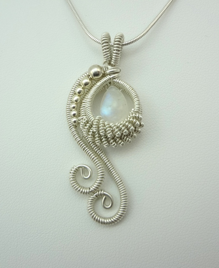 193 best Wire-Wrapped Jewelry Ideas images on Pinterest | Wire ...