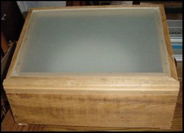 Homemade Light Box for Tracing thumbnail
