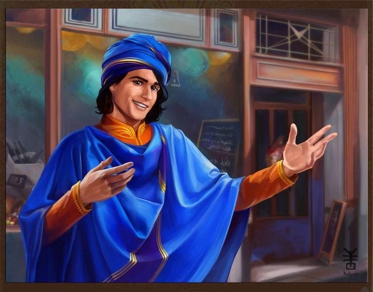 Sir Melifaro by Nateese on DeviantArt