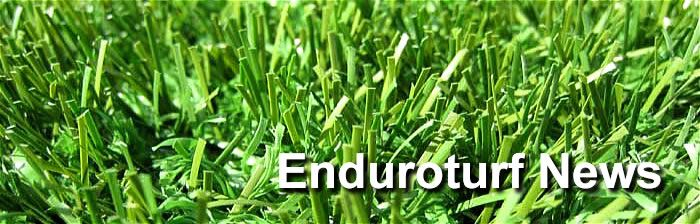 The Enduroturf artificial grass solution was selected due to its amazingly real look and feel