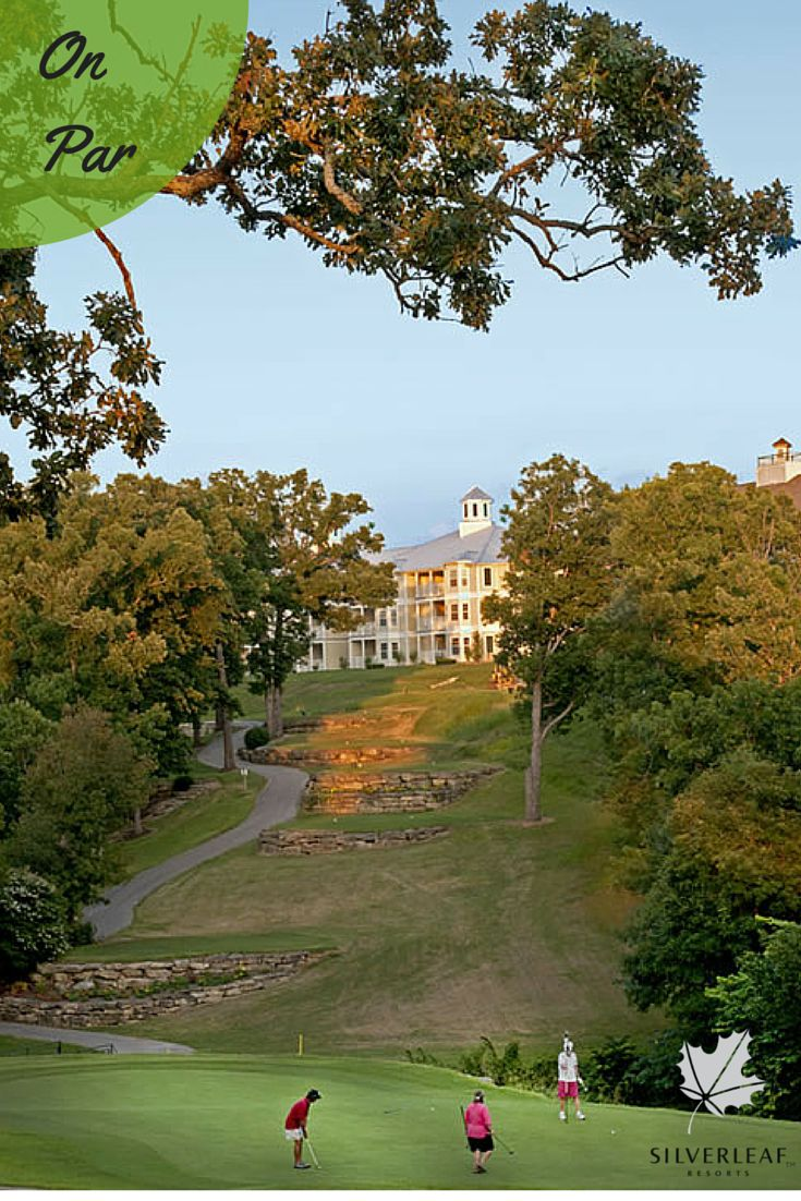 Sueno hotel atlantic golf holidays atlantic golf holidays - A Beautifully Sculpted Golf Course Is One Of Many Ways To Get Outside At Holiday Hills Resort In Branson Missouri