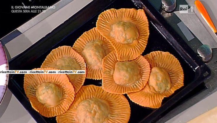 La ricetta del raviolone rosso ripieno di Alessandra Spisni del 19 ottobre 2015 - La prova del cuoco