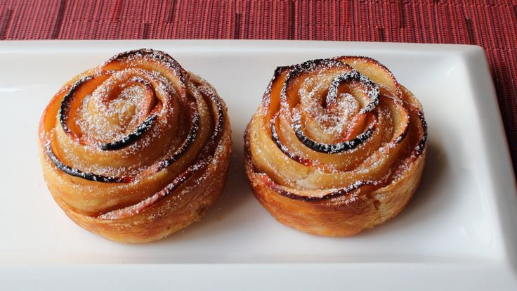 Learn how to make Baked Apple Roses! Go to http://foodwishes.blogspot.com/2015/05/baked-apple-roses-by-any-other-name-is.html for the ingredient amounts, ext...