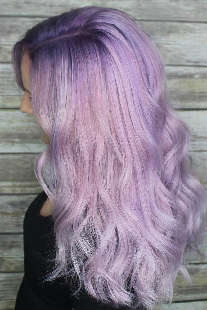 17 Best ideas about Light Purple Hair on Pinterest ...