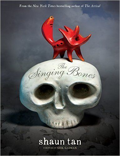 Amazon.com: The Singing Bones (9780545946124): Shaun Tan: Books