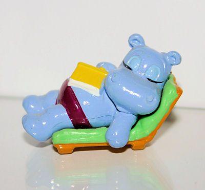 kinder hippos | Nombre de pièces