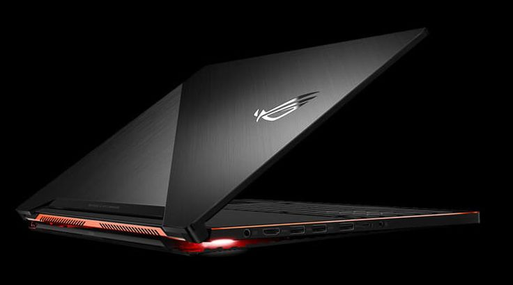 ASUS ROG Zephyrus is a crazy-thin gaming laptop with GTX 1080