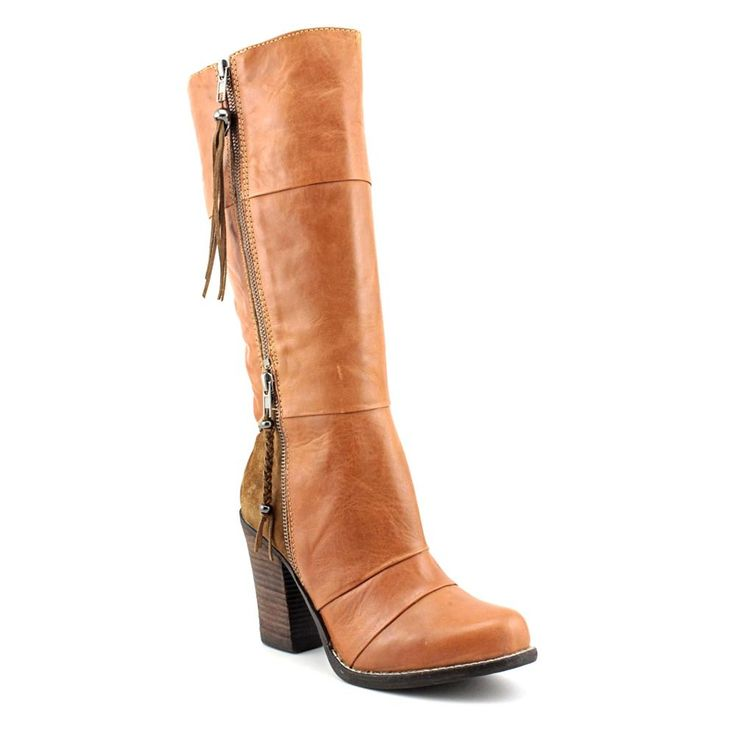 Kelsi Dagger Women's 'Hazey' Suede and Knee-high Boots