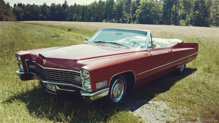 Cadillac de Ville Cabrio