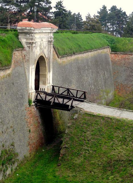 Travel and Lifestyle Diaries Blog: Novi Sad, Serbia: Petrovaradin Fortress