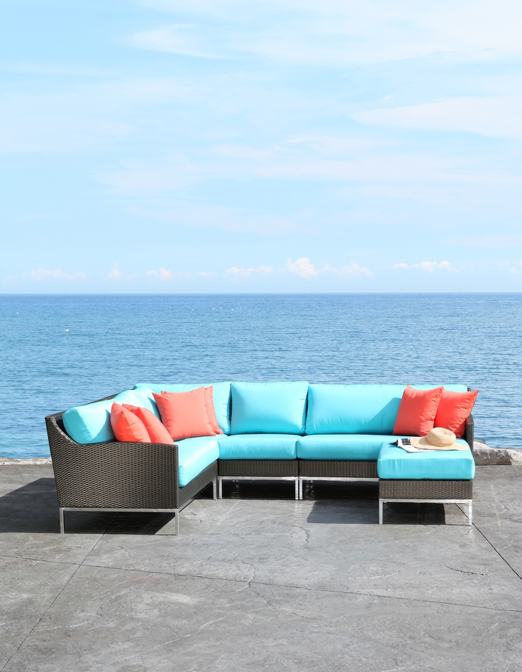 Cabana Coast by ActiWin - Patio Furniture