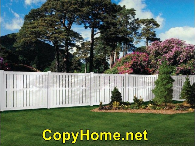 Amazing Vinyl Fencing Materials002. 322 best Fence images on Pinterest