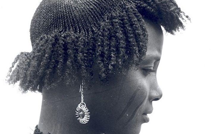 Belos retratos mostram os penteados afro das nigerianas