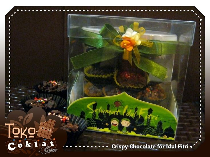 Crispy Chocolate for Idul Fitri