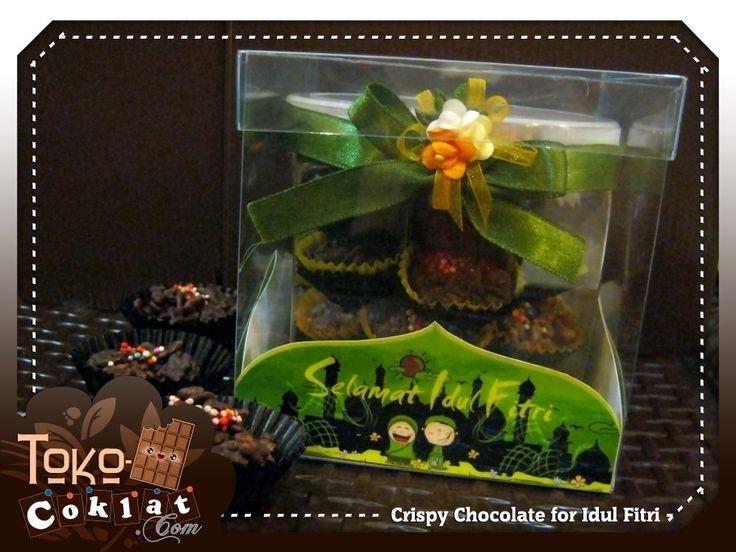 Crispy Chocolate for Idul Fitri