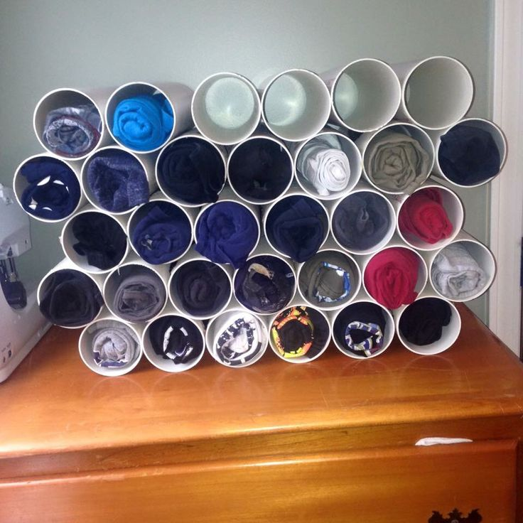 T Shirt Storage By Charlie Presley.