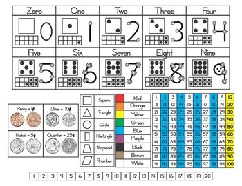 Finally! A great touch math resource! It's both in English and Spanish!!