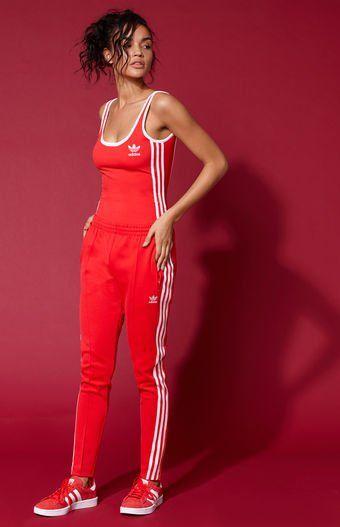 Adicolor Red SST Track Pants