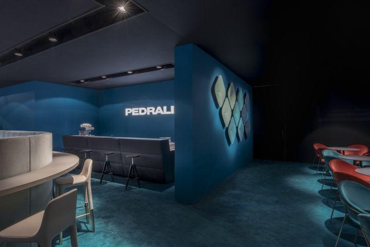 Pedrali Solid Geometry at Salone del Mobile, Milan – Italy » Retail Design Blog