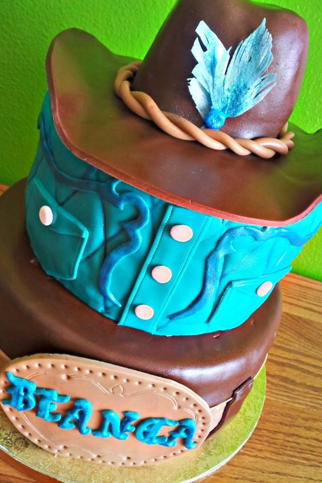 $125 – Western Cake