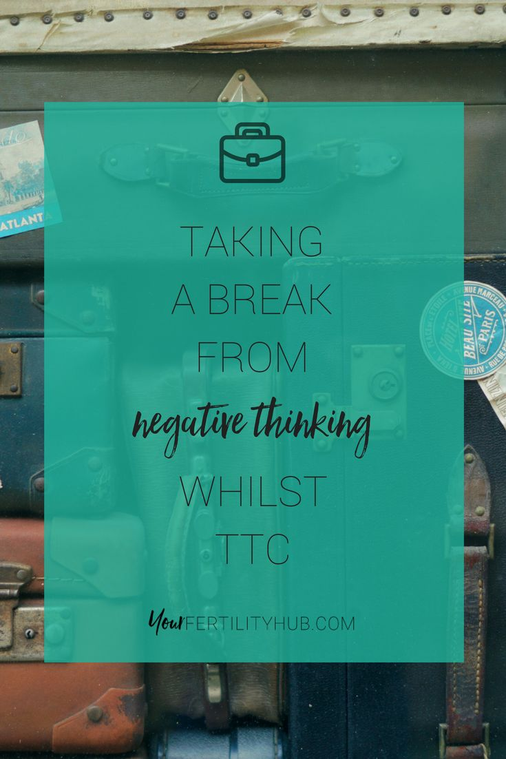 Negative thinking is a huge challenge whilst #ttc .It's so hard to feel positive on the #infertility rollercoaster. Fertility Coach, Karenna Wood, advises how you can take a break from your negative thoughts and start to feel more positive every day on your #fertilityjourney . Join Your Fertility Toolbox for free to access this and SO much more! #mindset