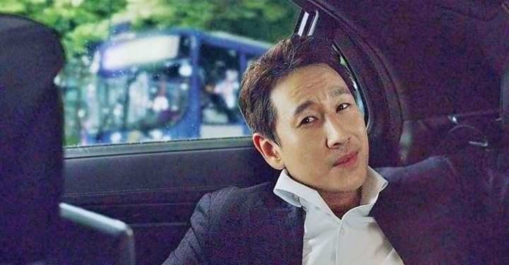 Image result for lee sun-kyun parasite