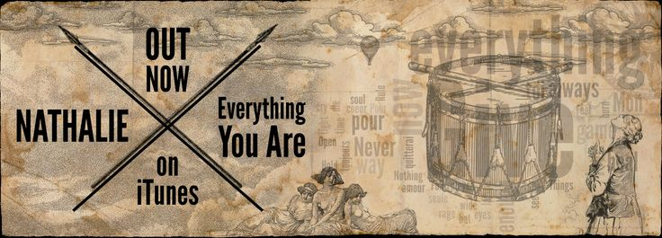 0- Everything You Are by Nathalie. OUT NOW ON ITUNES AND SOUNDCLOUD.   Look for 'Everything You Are' Nathalie or buy it on CDBABY http://www.cdbaby.com/cd/nathalie32 or have a listen at sound cloud https://soundcloud.com/officialnathalie/everything-you-are  Everything You Are is an ambient pop collaboration with producer Gagan Singh, a catchy tune with meaningful lyrics, guaranteed to excite your ear buds.