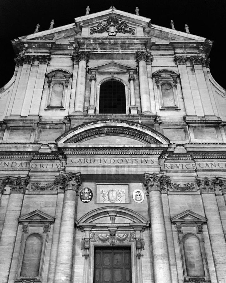 Church of St Ignatius of Loyola, Rome. By @count_christoph on Instagram.
