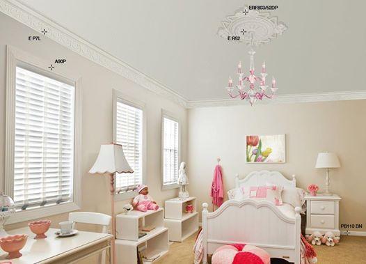 Ornamentele decorative se potrivesc de minune pentru a pune in valoare veselia si energia din camera copiilor!